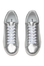 Trainers - Silver-coloured - Ladies | H&M 2