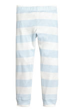 2-pack jersey pyjamas - Light blue/Butterflies - Kids | H&M 2