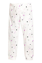 2-pack jersey pyjamas - White/Stars - Kids | H&M 2