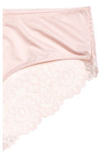 Hipster briefs - Light pink - Ladies | H&M 3