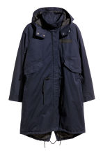 H&M+ Parkas - Dark blue - Ladies | H&M 2