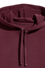 Hooded top - Plum - Ladies | H&M CN 3