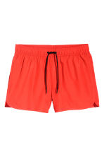 Short swim shorts - Red - Men | H&M 2