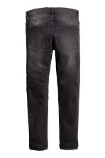 Biker jeans - Dark grey washed out - Men | H&M 3