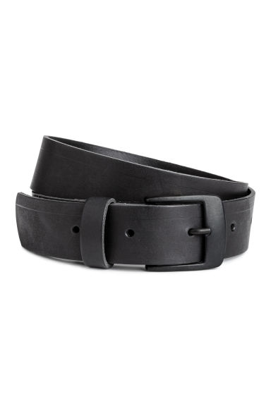 Belt - Black - Kids | H&M 1
