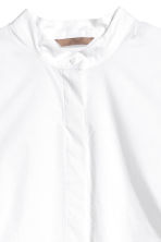 H&M+ Long shirt - White - Ladies | H&M 3