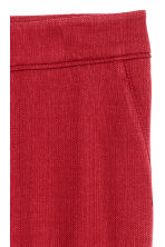 Suit trousers - Red - Ladies | H&M 3