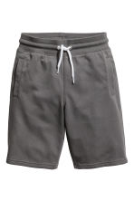 Sweatshirt shorts - Dark grey - Kids | H&M 2