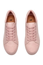 Sneakers - Ljusrosa - Ladies | H&M FI 2