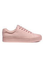 Trainers - Light pink - Ladies | H&M 1