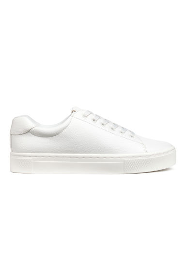 Sneakers - Wit - DAMES | H&M NL