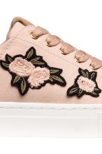 Sneakers - Puderrosa - Ladies | H&M FI 4