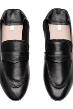 Loafers - Zwart - DAMES | H&M BE 3