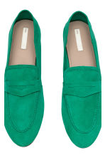 Loafers - Green - Ladies | H&M 4