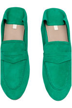 Loafers - Green - Ladies | H&M CA 3