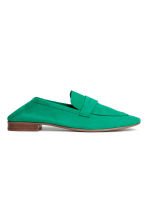 Loafers - Green - Ladies | H&M CA 2