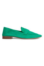 Loafers - Green - Ladies | H&M 1
