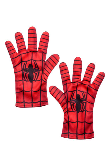 Superheld-Handschuhe - Rot/Spiderman - KINDER | H&M CH