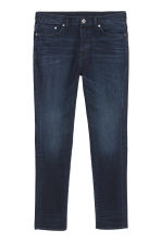 Relaxed Skinny Jeans - Dark blue - Kids | H&M IE 2