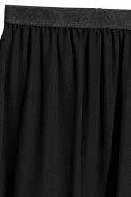 Long skirt - Black - Ladies | H&M 4