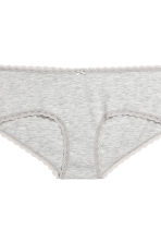 MAMA 3-pack hipster briefs - Light pink marl - Ladies | H&M 4