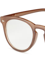 Glasses - Light brown - Men | H&M 3