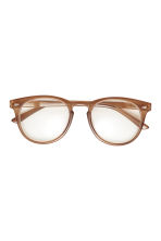 Glasses - Light brown - Men | H&M 2