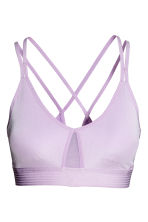 Sujetador sport Medium support - Lila -  | H&M ES 2