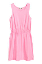 Jersey dress - Pink - Kids | H&M CN 2