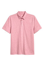 Polo de tennis Slim Fit - Rose chiné - HOMME | H&M FR 2