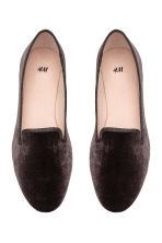 Loafers - Donkergrijs - DAMES | H&M BE 2