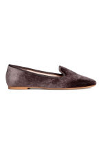 Loafers - Dark grey - Ladies | H&M 1