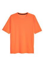 Ultra-light running top - Orange - Men | H&M 2