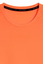 Ultra-light running top - Orange - Men | H&M 3