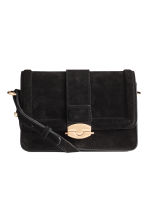 Suede shoulder bag - null - Ladies | H&M CN 1