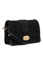 Suede shoulder bag - null - Ladies | H&M CN 2