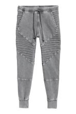 Biker joggers - Grey - Ladies | H&M 2