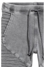 Biker joggers - Grey - Ladies | H&M 3