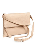 Shoulder bag - Light beige - Ladies | H&M CN 2