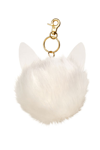 Keyring - White - Ladies | H&M 1