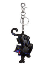 Keyring - Black/Panther - Ladies | H&M 1