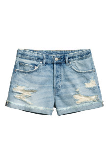 Denim short - Boyfriend
