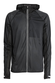 Ultra-light running jacket