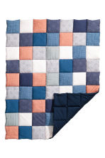 Quilted blanket - Multicoloured - Kids | H&M CN 2