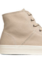 Hi-top trainers - Beige - Men | H&M 4