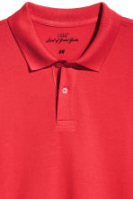 Polo shirt - Bright red - Men | H&M CA 3