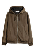 Windproof jacket - Khaki - Men | H&M 2