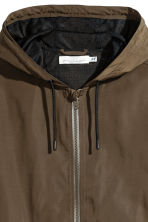 Windproof jacket - Khaki - Men | H&M 3