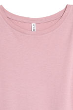 T-shirt dress - Vintage pink - Ladies | H&M CA 3