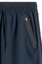 Sports shorts - Dark blue - Men | H&M 2